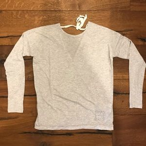 Bench grey long sleeve
